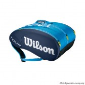 Túi Tennis 15 Cây Tour Blue WRZ840415