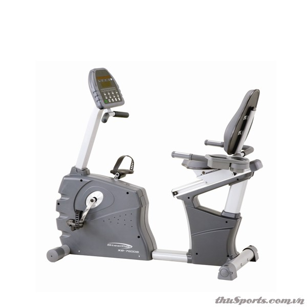 Máy Xe Đạp Tại Chỗ Steelflex Recumbent Bike XB7500S