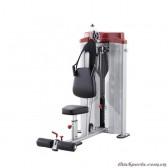 Dàn tạ SteelFlex Abdominus Curl Machine HAM900