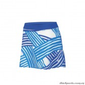 Váy Thể Thao Nữ Wilson Watercolor 12.5 Skirt BLUE IRIS WRA706101