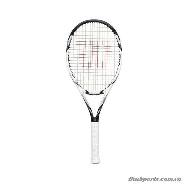 Vợt Tennis Wilson Six.Two W/O CVR BK WH 2 WRT59190U2