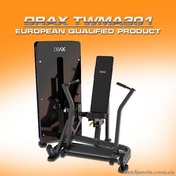 Dàn tạ đơn DRAX SEATED CHEST PRESS DN-TWMA301