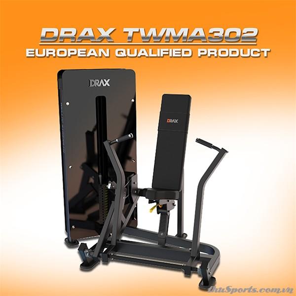 Dàn tạ đơn DRAX SHOULDER PRESS DN-TWMA302