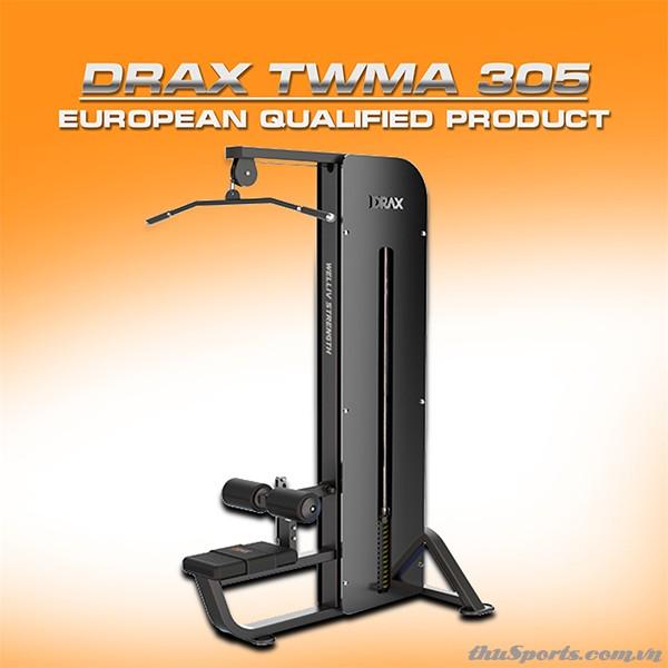Dàn tạ đơn DRAX HIGH PULLEY DN-TWMA305