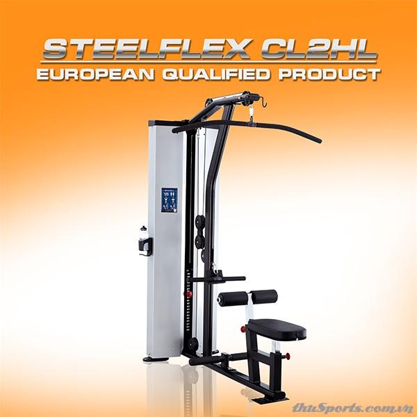 Dàn tạ SteelFlex DN-CL2HL High Pulley / Low Pulley