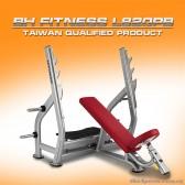 Ghế Tập Tạ BH Fitness Crunch Bench L820PB