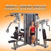 Dàn Tạ Đa Năng BodySolid Pro Dual 4-Stack