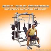 Ghế Tập Tạ BodySolid Series 7 Smith Gym GS348QP4