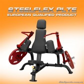 Ghế Tập Tạ SteelFlex Triceps Extension Machine
