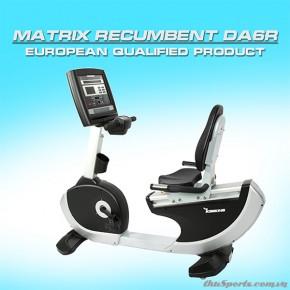 Xe đạp DRAX RECUMBENT BIKE DN-DA6R