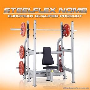 Ghế Tập Tạ SteelFlex Olympic Military Bench NOMB
