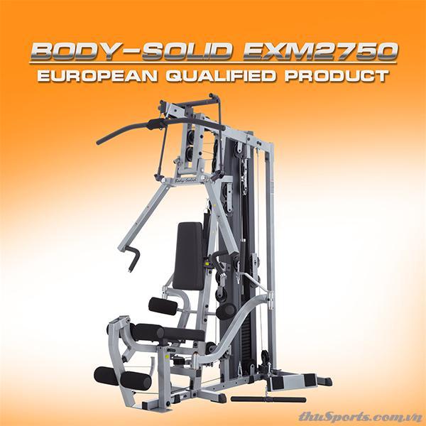 Dàn Tạ Đa Năng BodySolid EXM-2750 (optional LP275G)