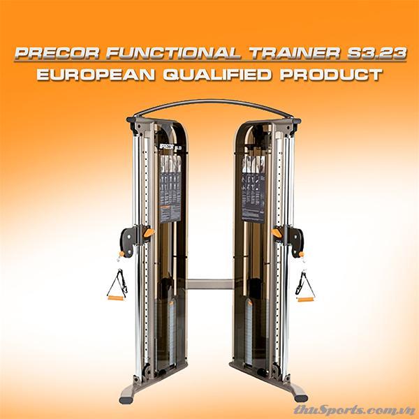 Dàn Tạ Đa Năng Precor Functional Trainer S3.23