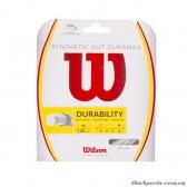 Dây Đan Vợt Tennis Synthetic Gut Duramax 17 (WRZ946000)