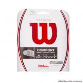 Dây Đan Vợt Tennis Wilson Optimus 16 Silver WRZ947800
