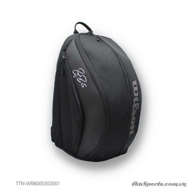 Balo thể thao WILSON RF DNA BACKPACK BLACK WR8005302001