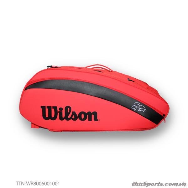 Túi Tennis WILSON RF DNA 12PK Rd WR8006001001