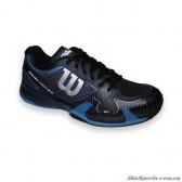 Giày Tennis Nam Wilson Rush Pro 2.0 COAL WIL/BK/DENIM WIL WRS319740