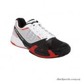 Giày Tennis Nam Wilson Rush Pro 2.0 WH/BK/WILSON RED WRS319820