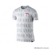 Áo Thể Thao Nam Nike LEBRON STRIVE ALL OVER TEE 742749-043