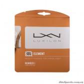 Dây Đan Vợt Tennis Luxilon ELEMENT 125 WRZ990105