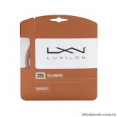Dây Đan Vợt Tennis Luxilon ELEMENT 125 WRZ990108