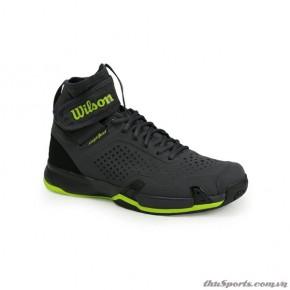 Giày Tennis Wilson Amplifeel Ebony/Black/Lime Punch WRS322840