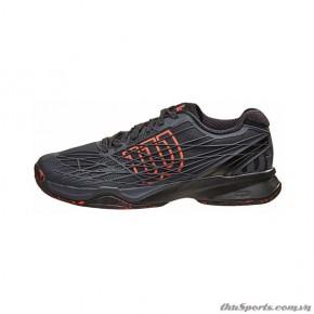Giày Tennis Wilson KAOS Ebony/Black/Fiery Coral WRS322900