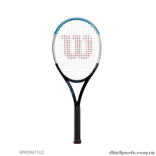 Vợt tennis ULTRA 100UL V3.0 TNS FRM BLACK/Silver/2 WR036611U2