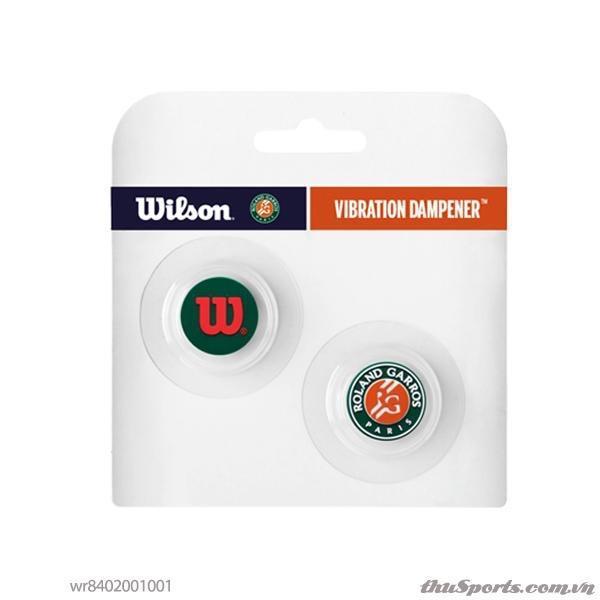 Cục cao su giảm chấn tennis WILSON ROLAND GARROS VIBRA DAMPENER WR8402001001
