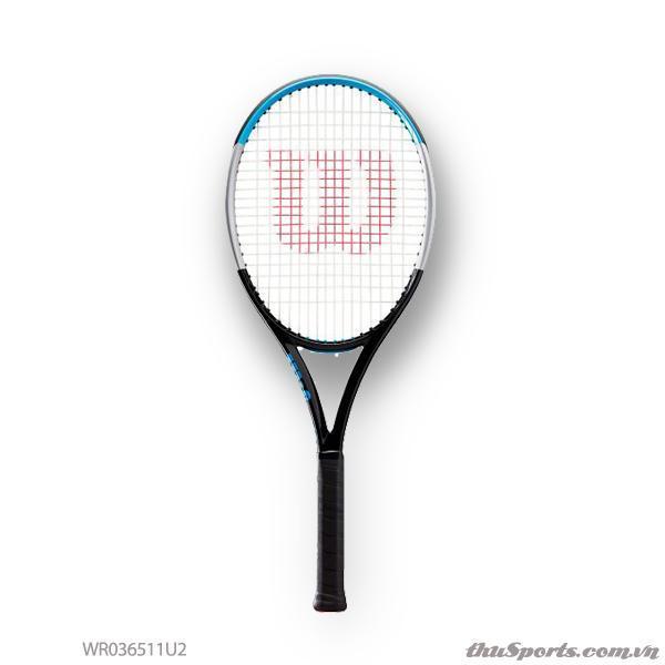 Vợt tennis ULTRA 100L V3.0 TNS FRM BLACK/Silver/B2 WR036511U2