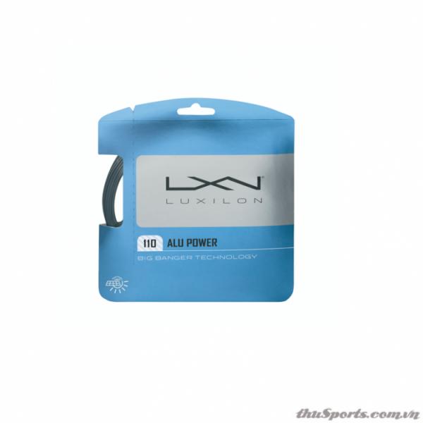 Dây đan vợt tennis WILSON ALU POWER 110 Silver WR8305501110
