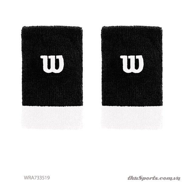 Băng Tay Thể Thao Wilson EXTRA WIDE WRISTBAND WRA733519