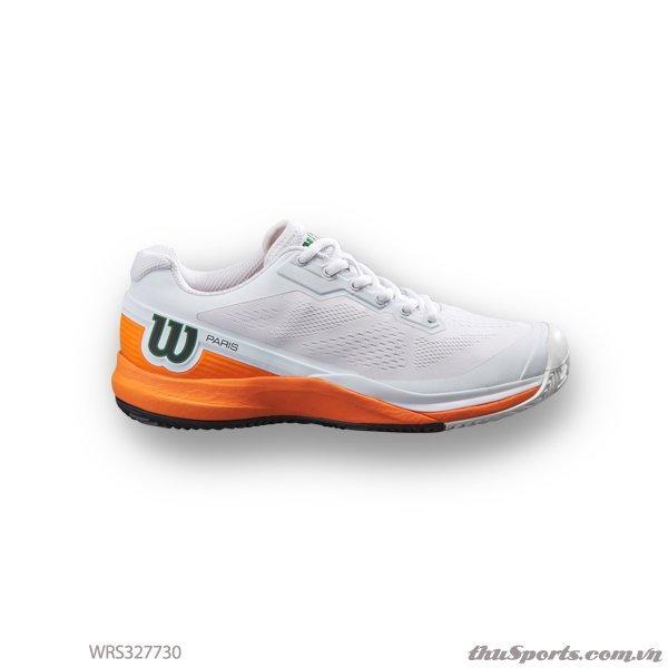 Giày TT Nữ Wilson RUSH PRO 3.5 PARIS W Wh/Oảnge Tig/B WRS327730