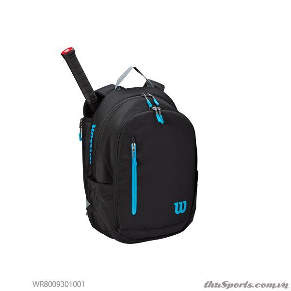 Balo thể thao WILSON ULTRA BACKPACK BLACK/Bl/Silver WR8009301001