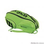 Túi tennis WILSON VANCOUVER 9 PACK GRBK WRZ845709