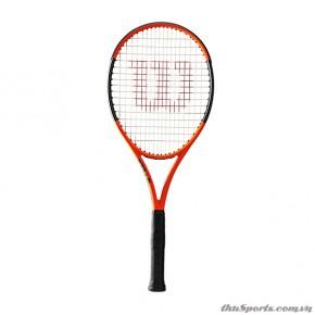 Vợt tennis Wilson BURN 100LS TNS FRM W/O CVR OR 2  WRT73671U2