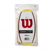Dây quấn cán vợt tennis WILSON PRO OVERGRIP 30PK YE WRZ474220