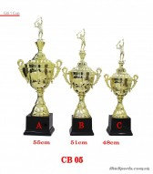 Cúp bộ CB-05 (Size C)