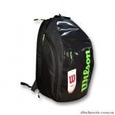 Balo thể thao Wilson SUPER TOUR BACKPACK Cha/Green WR8004301001