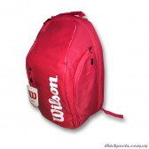 Balo thể thao Wilson SUPER TOUR BACKPACK RED WRZ840896