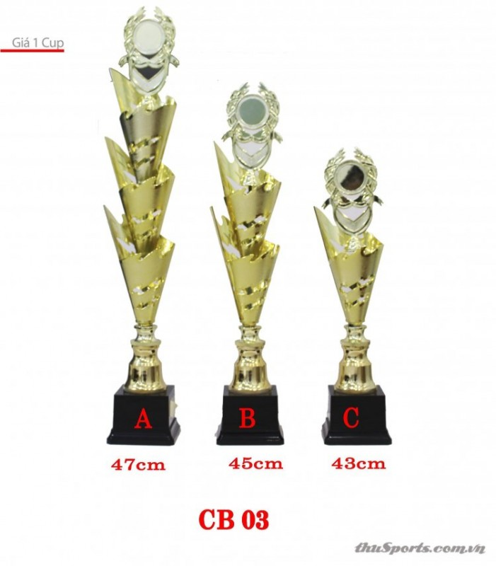 Cúp bộ CB-03 (Size A)