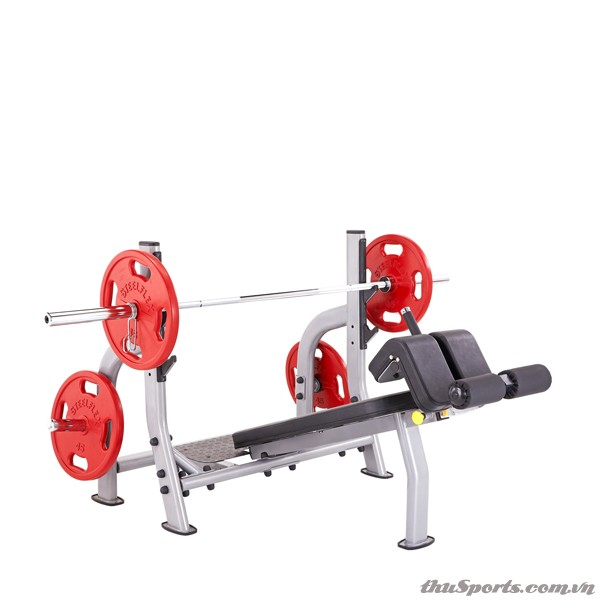 Ghế Tập Tạ Steelfex Olympic Decline Bench