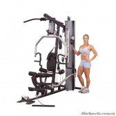 Dàn Tạ Body Solid G5S Single Stack Gym