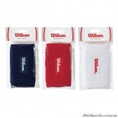 Băng Tay Thể Thao Wilson DB WRISTBANDS 6WH 3BL 3RD WRZ106500