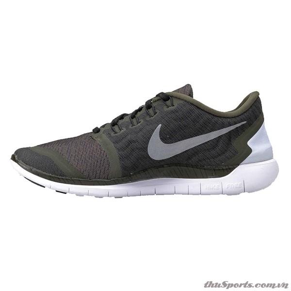 Giày Chạy bộ Nam Nike Free 5.0 Print 749592-300