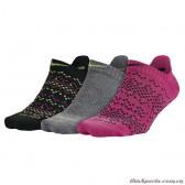 Vớ thể thao Nike Dri-fit Graphic No-show SX5086-903