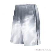 "Quần Thể Thao Wilson Spring Smoke Print 10"" Stretch Woven Short Coal / White / Pearl Grey – WRA701502"