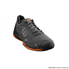 Giày Tennis Wilson RUSH PRO 2.5 Magnet/Bk/Shocki WRS324110