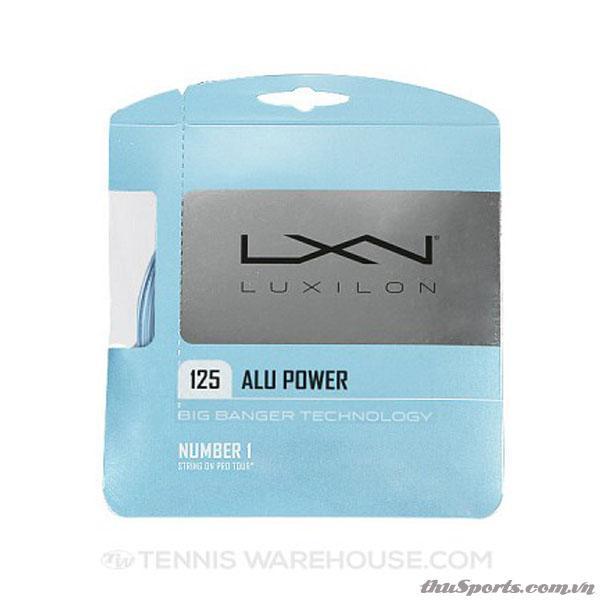 Dây Đan Vợt Tennis LUXILON ALU POWER (Silver) WRZ995100 SI